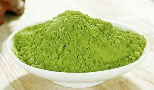 Bột trà xanh Thái Nguyên an toàn cho sức khỏe