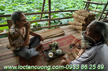 Trà Móc Câu Hảo Hạng Thái Nguyên - Tăng tình tri kỷ