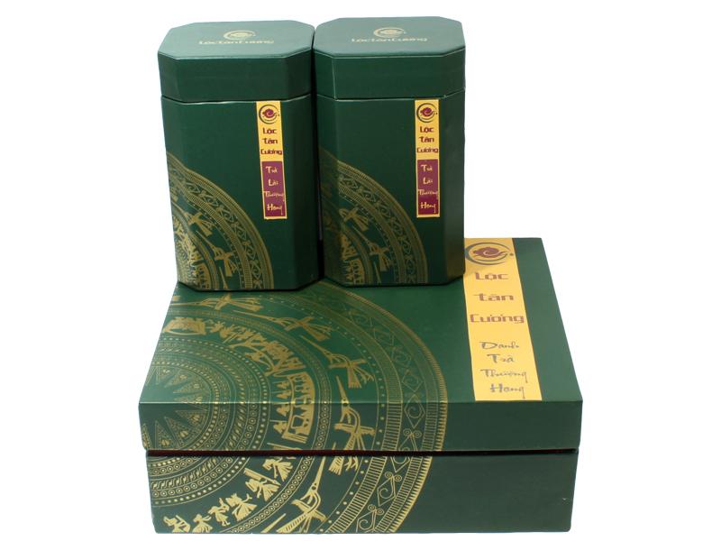 Hộp quà tặng Trà Lài Thượng Hạng