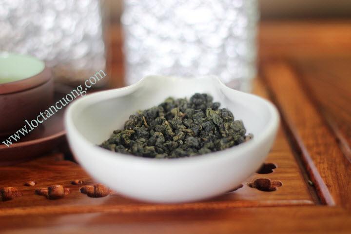 Hình dáng trà thành phẩm