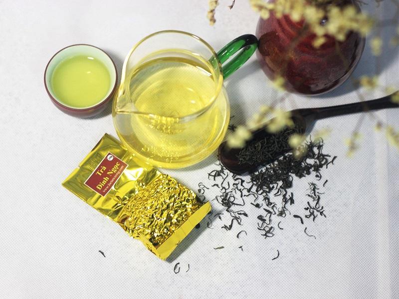 Trà đinh Thái Nguyên Lộc Tân Cương