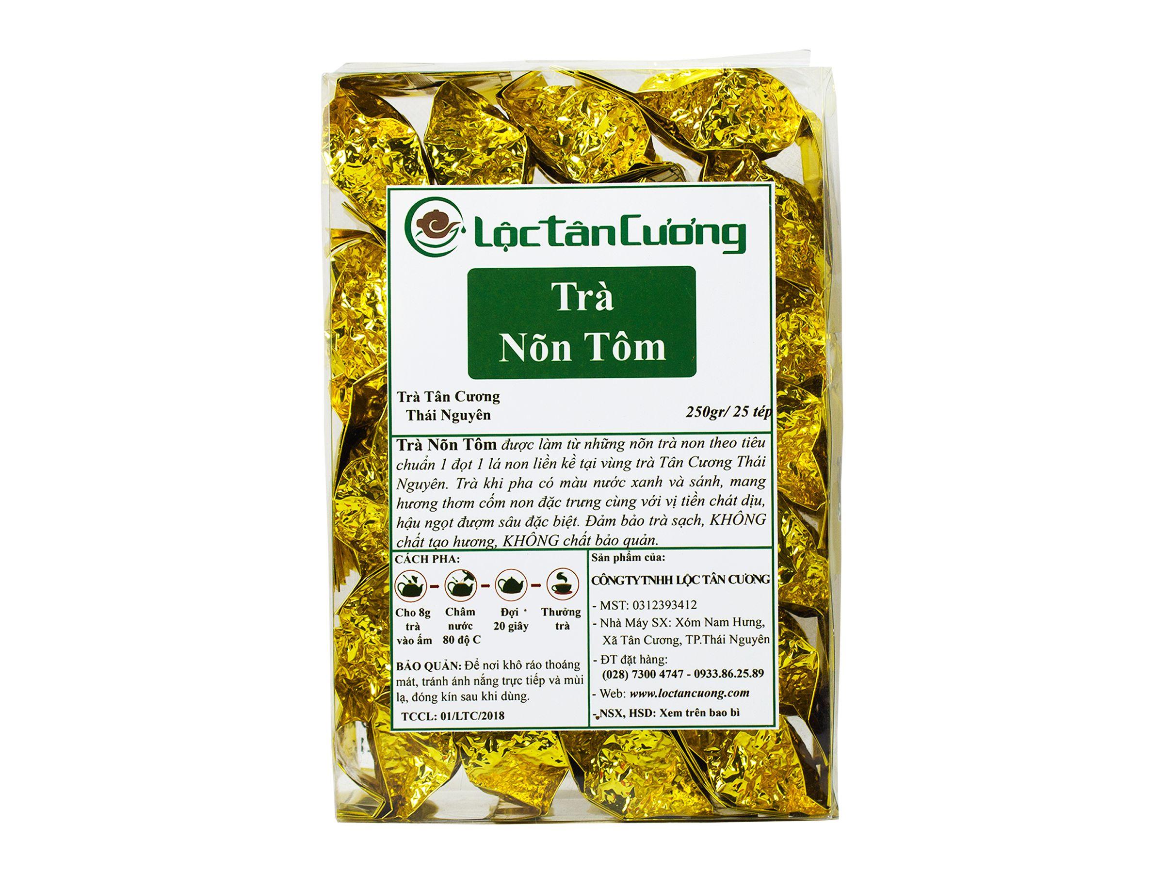 Trà Nõn Tôm Lộc Tân Cương Tép 10 gr