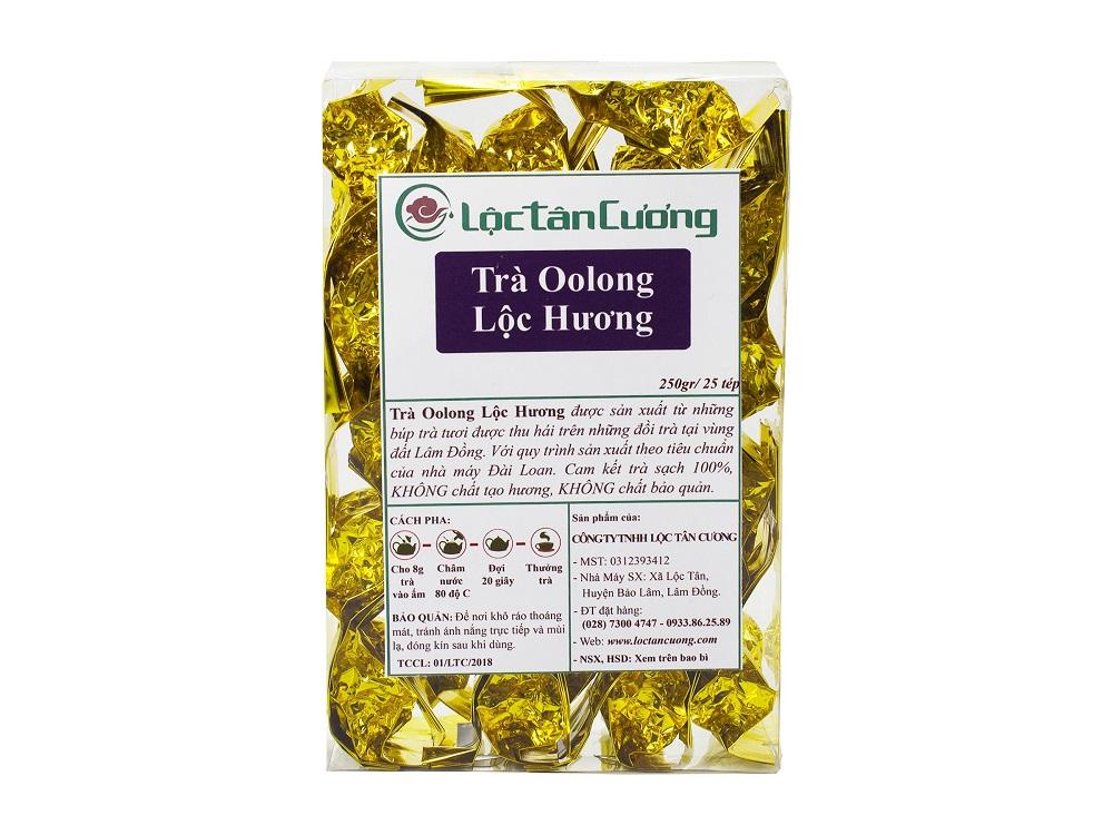 Trà Oolong Lộc Hương ( 1kg Tép Nhỏ)