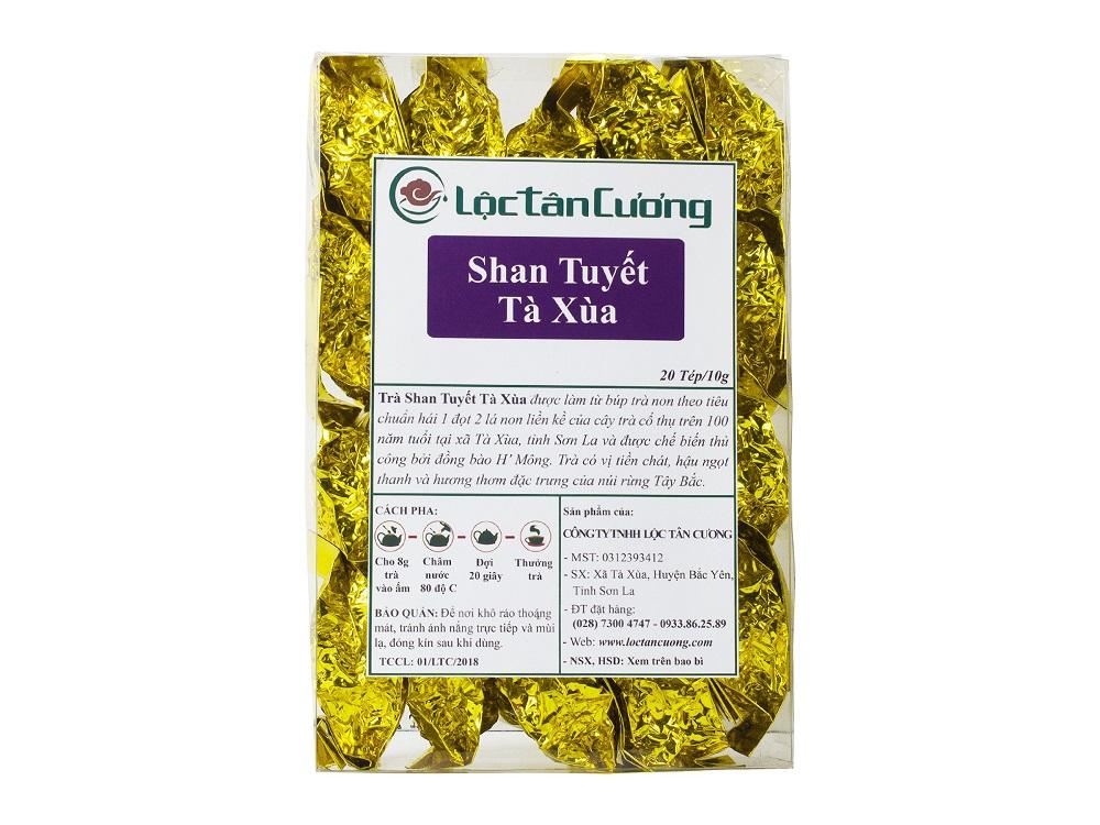 Trà Shan Tuyết Cổ Thụ (Tép )
