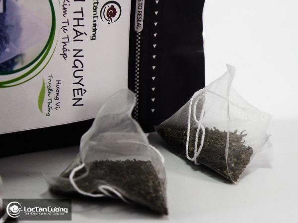 Pyramidal Thai Nguyen Tea Bag