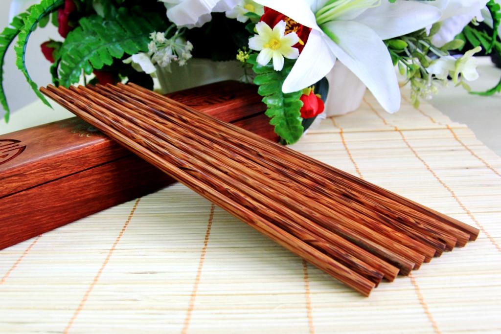 Đũa gỗ dừa Bến Tre - Mỹ Nghệ Nam Trang