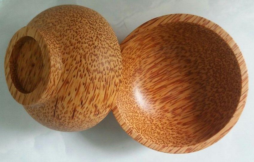 Bát gỗ dừa - Mỹ Nghệ Nam Trang