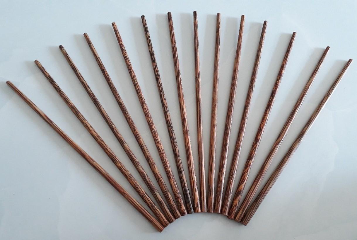 Đũa gỗ dừa ngày tết - Mỹ Nghệ Nam Trang
