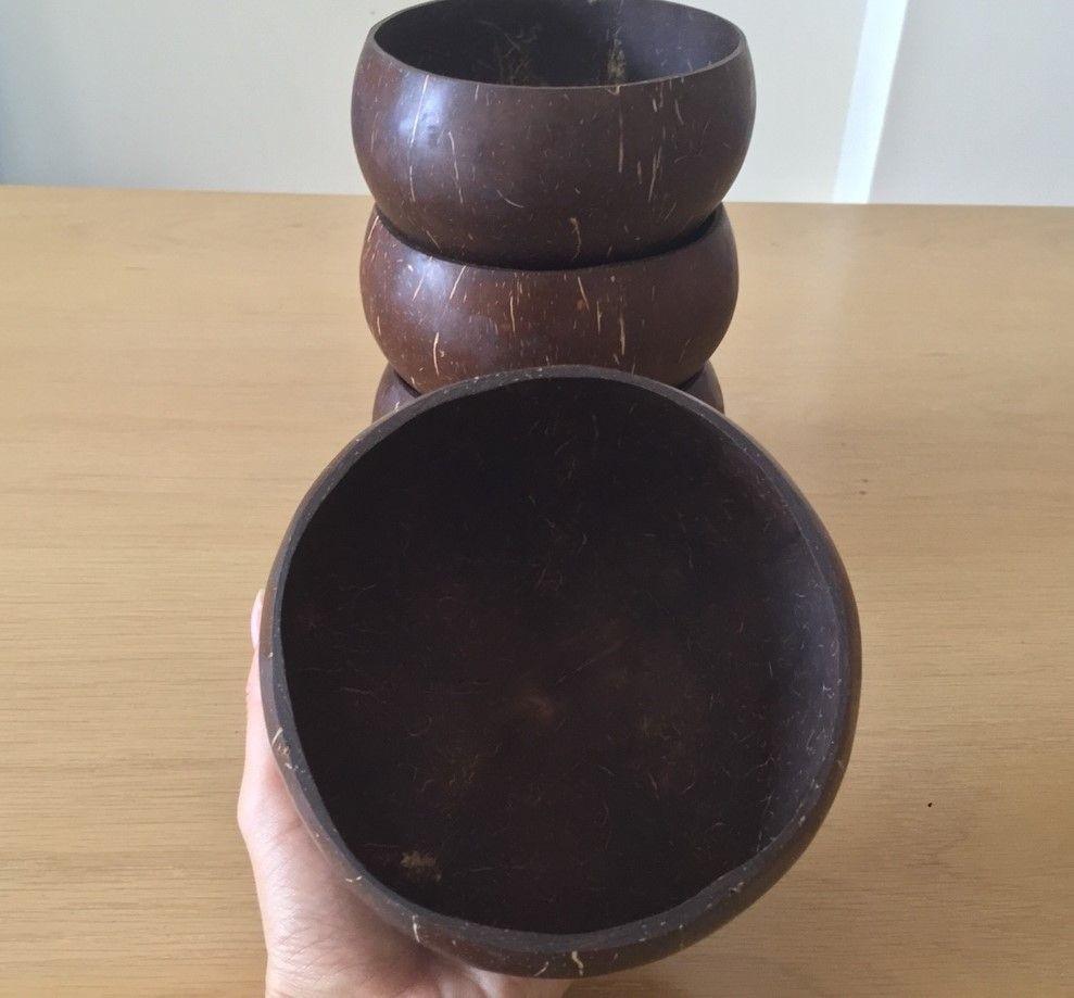 Tô gáo dừa mỹ nghệ
