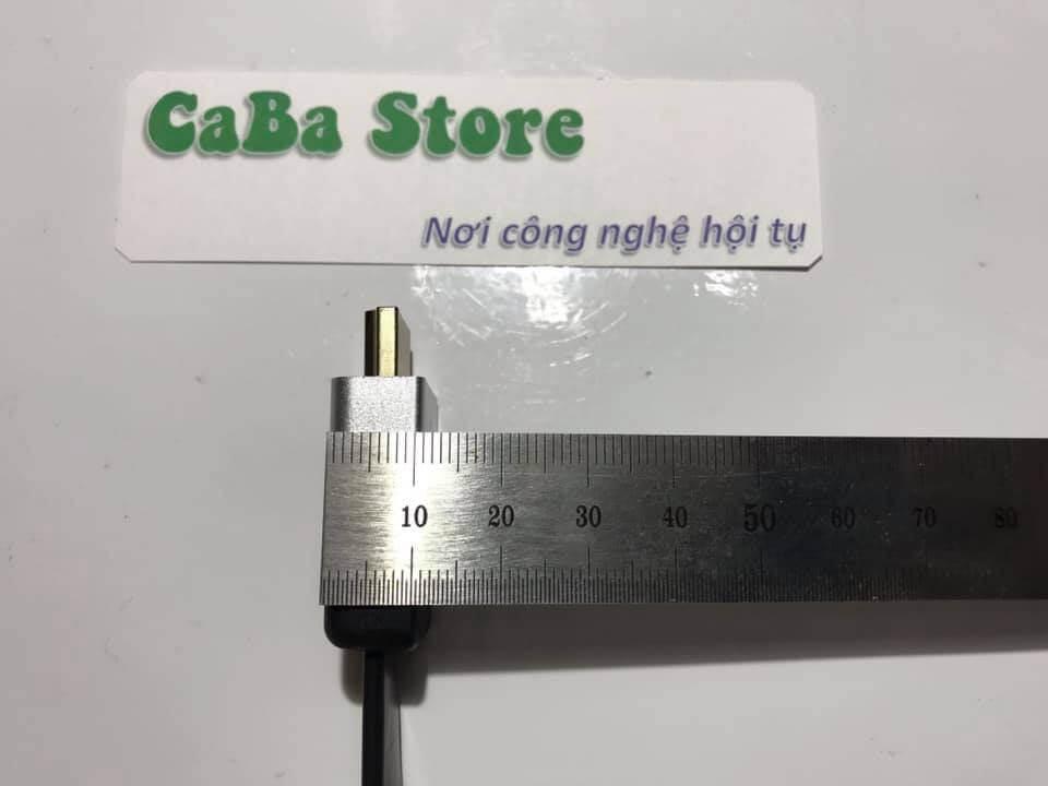 Cáp hdmi xịn 2m chính hãng SONY - CaBaStore.com