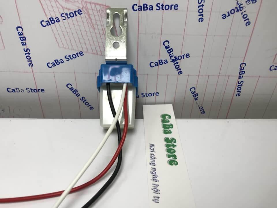 Công tắc cảm biến ánh sáng 220v-10A tự bật tắt khi trời tối|CaBa Store