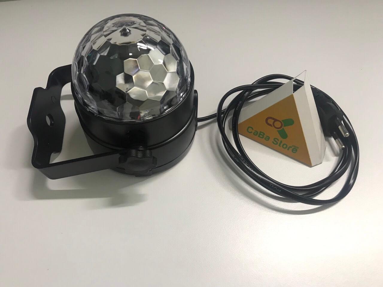 Đèn vũ trường chớp theo nhạc Magic Ball Mini | CaBa Store