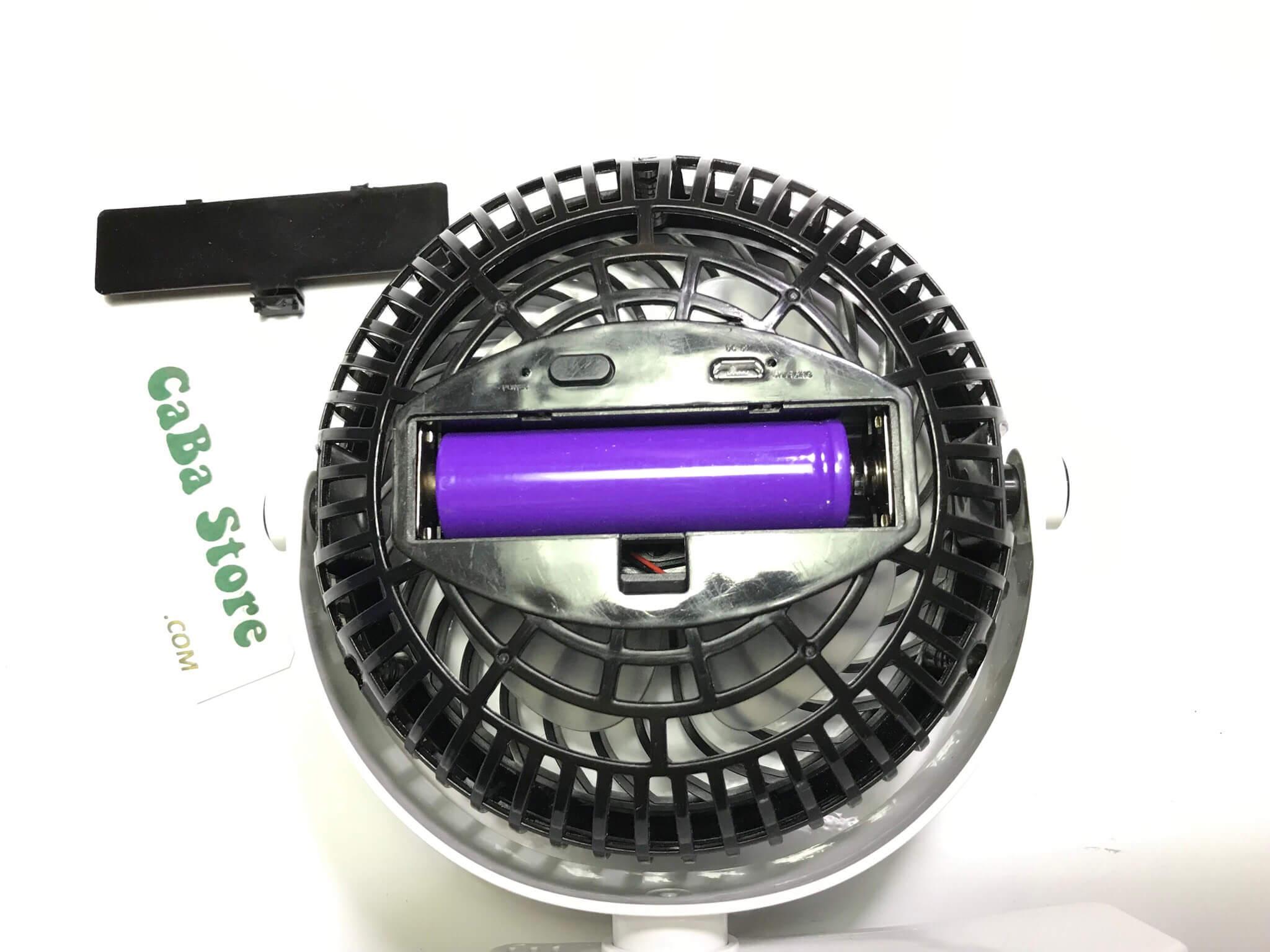 Quạt Mini USB ĐỂ BÀN - KẸP BÀN