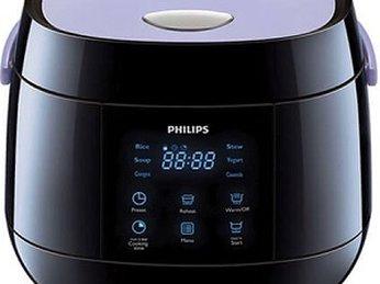 Hướng dẫn sử dụng nồi cơm điện Philips HD3060