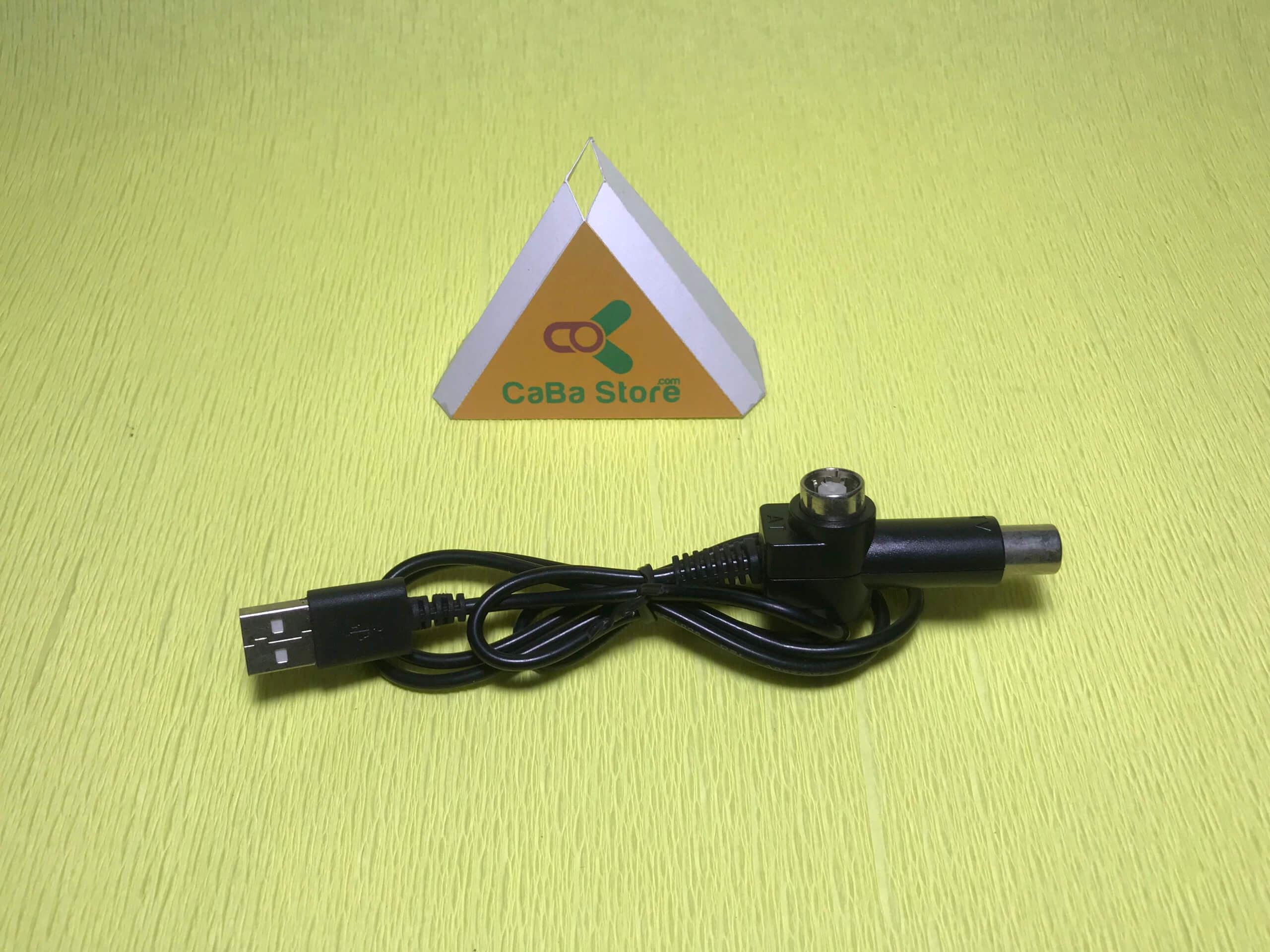 Dây cấp nguồn 5V - Bộ cấp nguồn cho anten