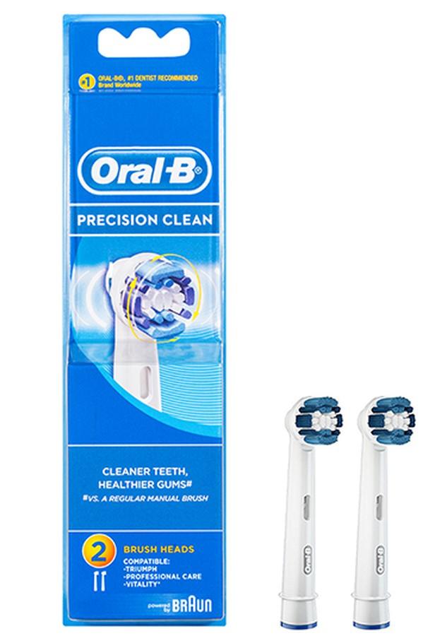 Đầu bàn chải đánh răng Oral B Precision Clean (bộ 2 cái)