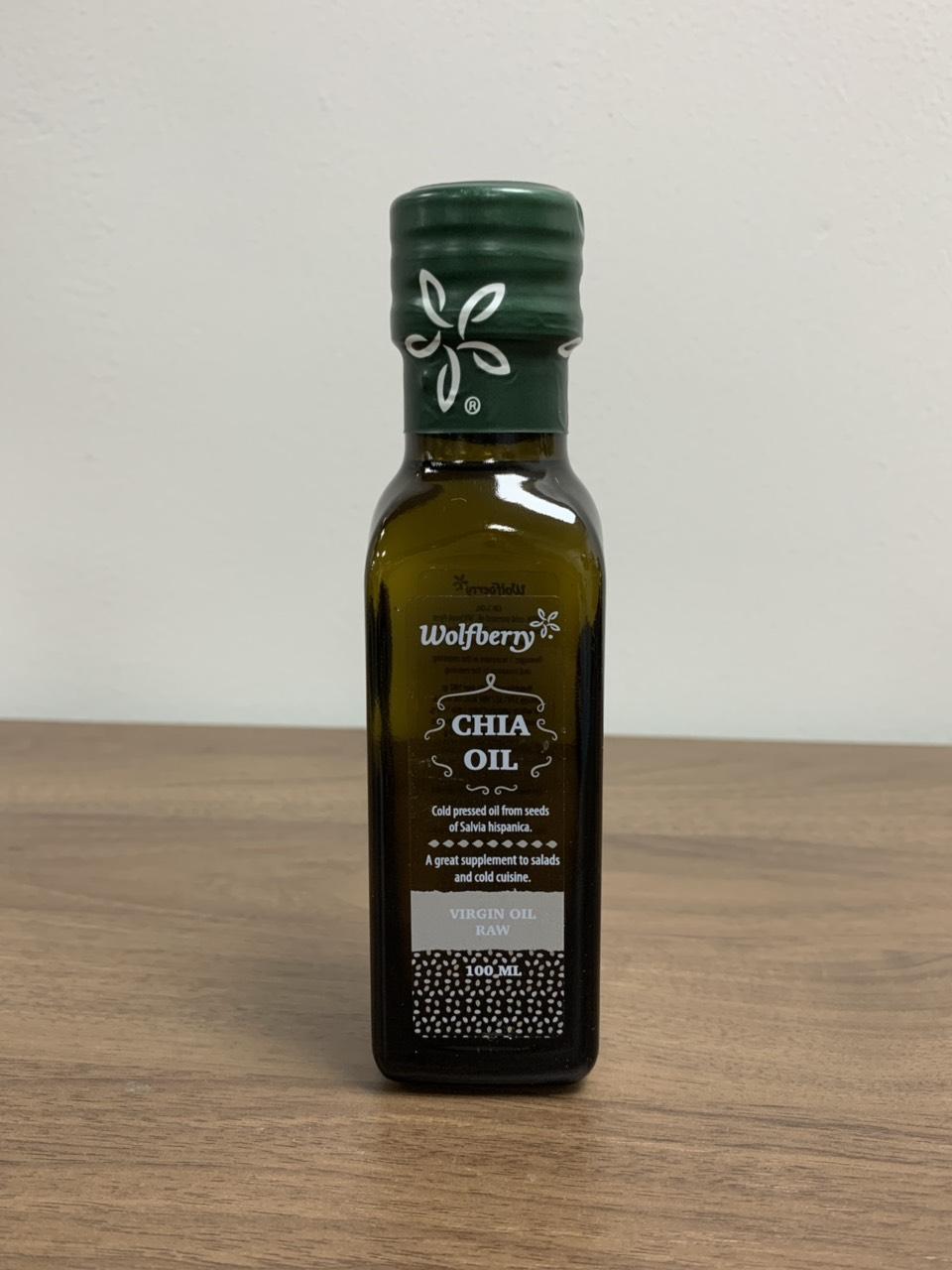 Dầu hạt Chia Wolfberry Chia Oil 100ml