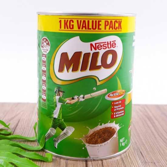 Mua sữa Milo Úc chính hãng nhập khẩu, date mới nhất