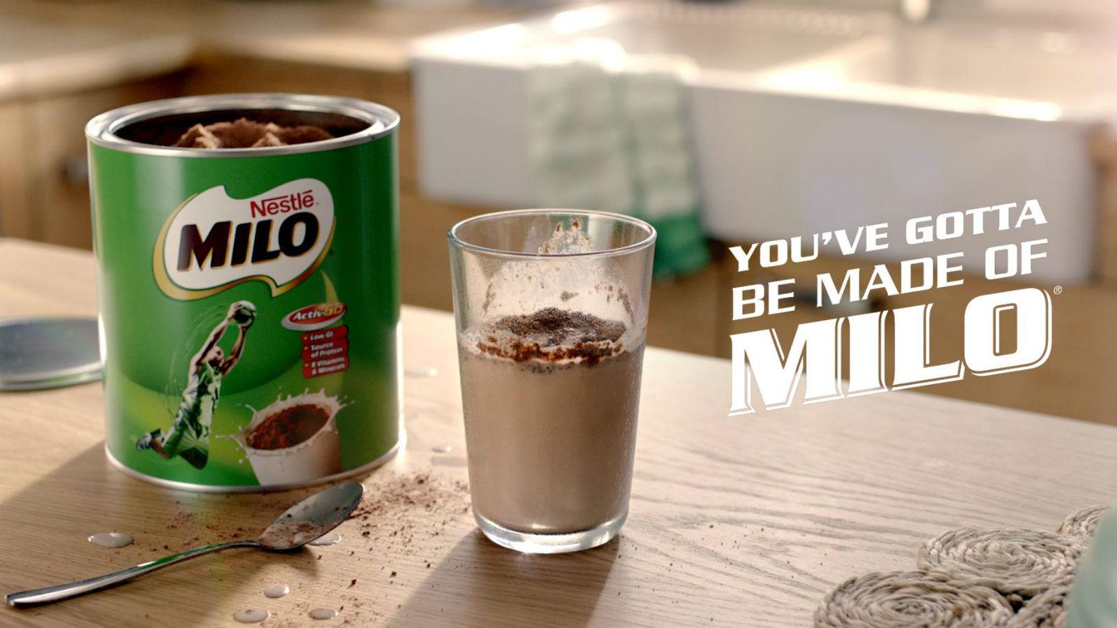 Mua sữa milo úc hcm