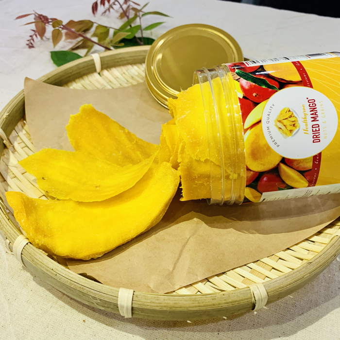 Healthyroo soft dried mango for export
