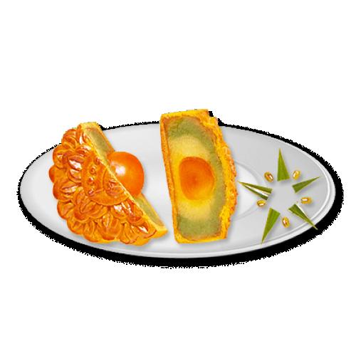 Đậu xanh lá dứa - Chiết khấu % bánh trung thu hấp dẫn