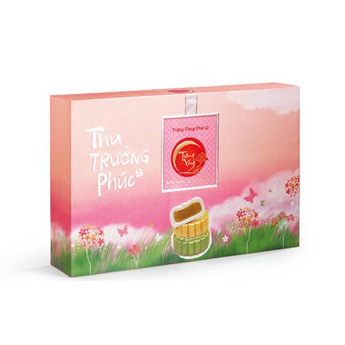 Trăng vàng pha lê trường phúc hồng - Bảng giá bánh Kinh Đô 2018