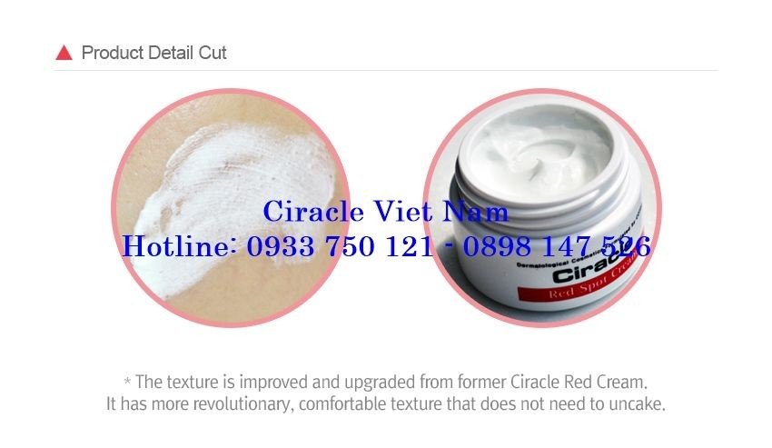 kem-thuoc-dac-tri-mun-do-ciracle-red-spot-cream