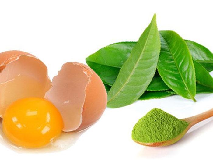 6 Công thức trị mụn hiệu quả với bột trà xanh