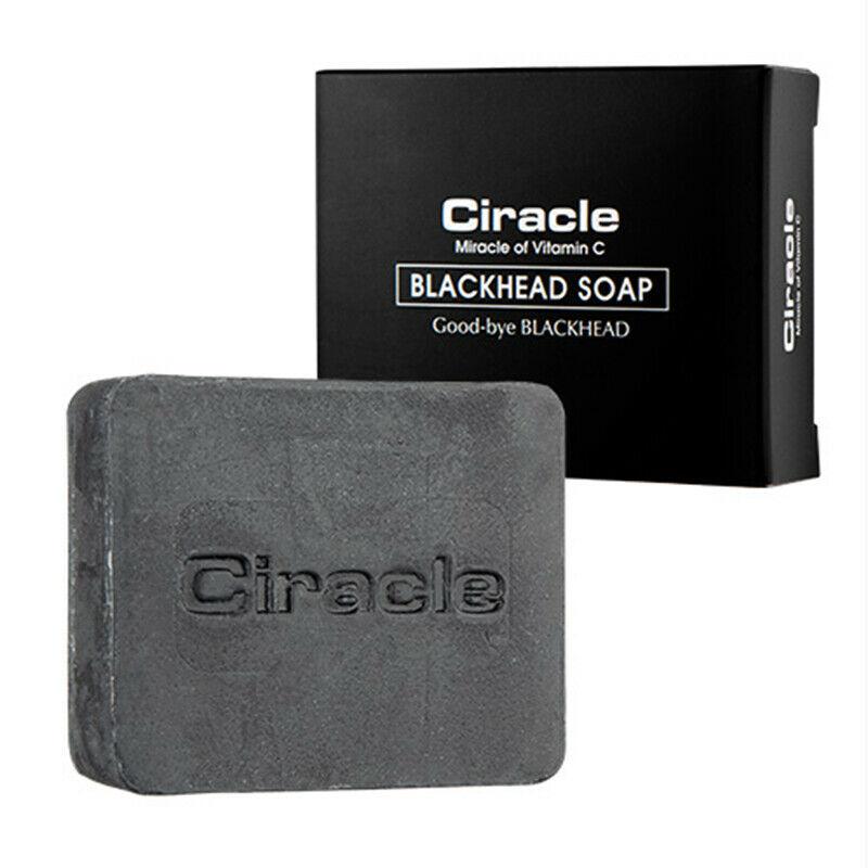 Xà phòng rửa mặt trị vàngăn ngừa mụn đầu đenCiracle Blackhead Soap