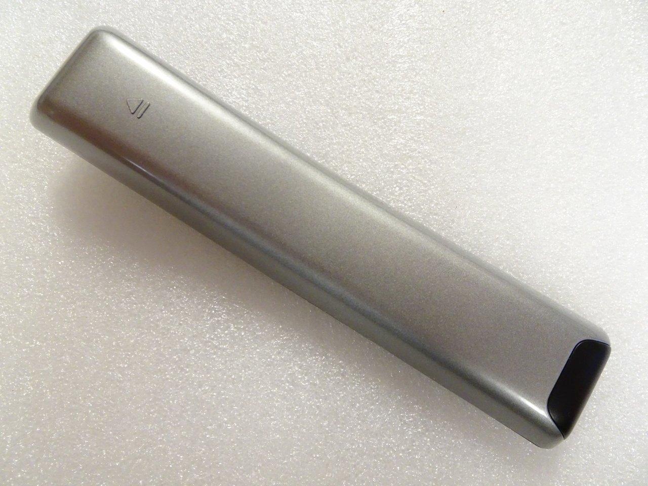 Remote tivi SAMSUNG dòng KU lưng bạc - Micro điều khiển giọng nói