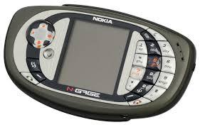 Sản phẩm Nokia Ngage QD