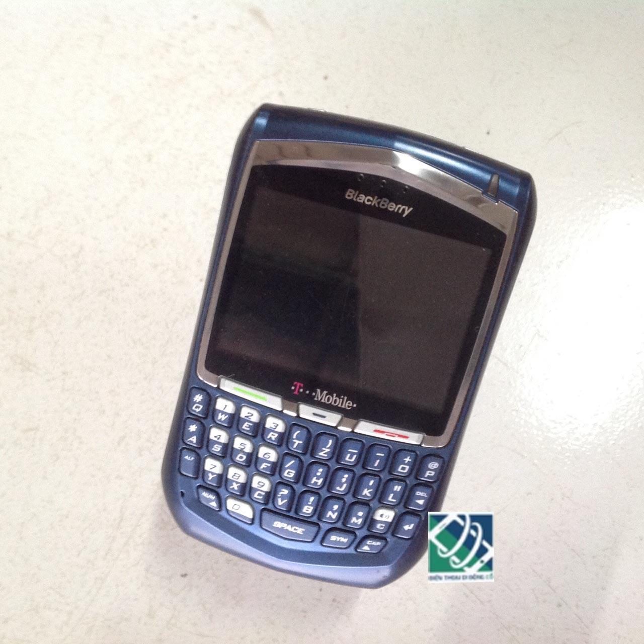 BlackBerry 8700g Black