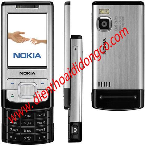 vỏ Nokia 6500 Slide