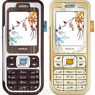vỏ Nokia 7360