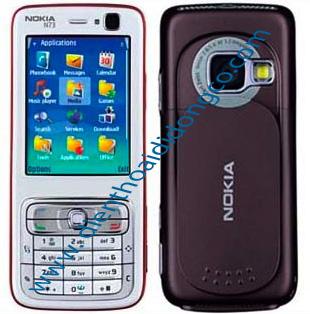 Vỏ Nokia N73
