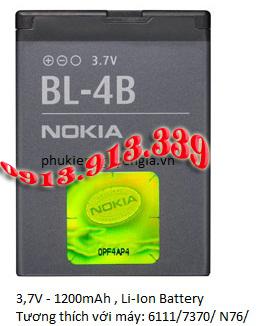 Pin Nokia 4B