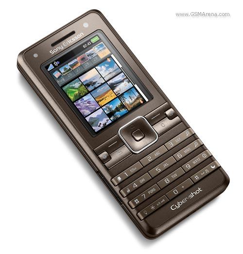Sony-Ericsson K770