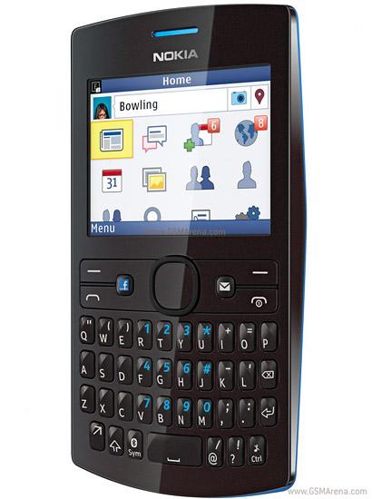 Vỏ Nokia Asha 205
