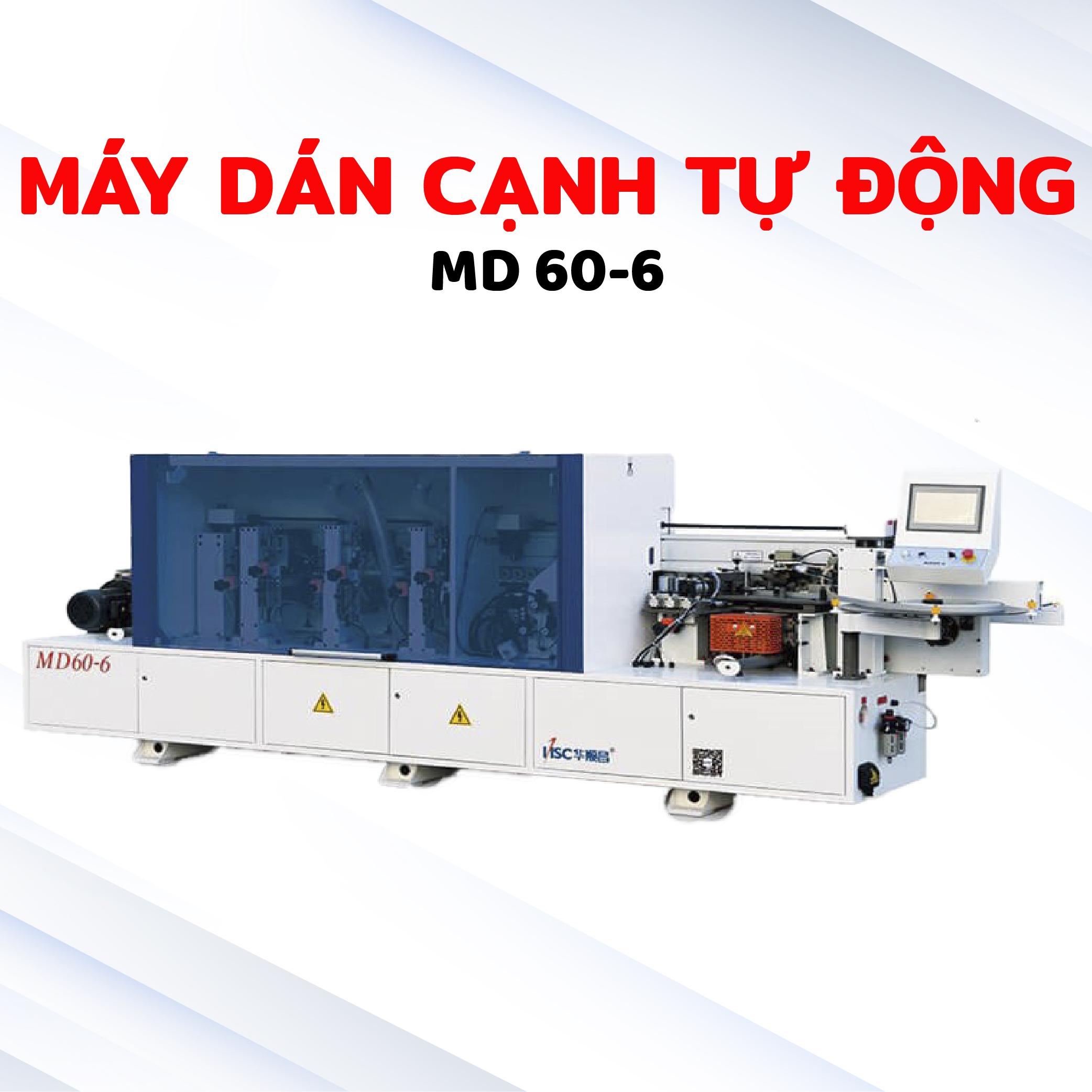 Máy dán cạnh tự động MD60-6