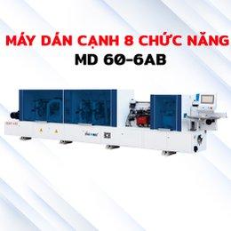 Máy dán cạnh 8 chức năng MD60-6AB