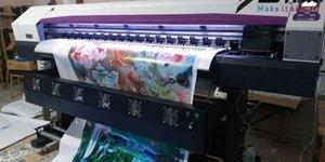 Các loại máy in giấy decal cuộn thông dụng trên thị trường