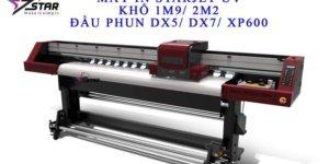 Lựa chọn máy in tem decal cuộn chất lượng