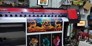 Các loại máy in decal màu chất lượng được ưa chuộng hiện nay