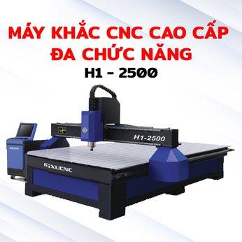 Máy khắc CNC cao cấp đa chức năng H1-2500
