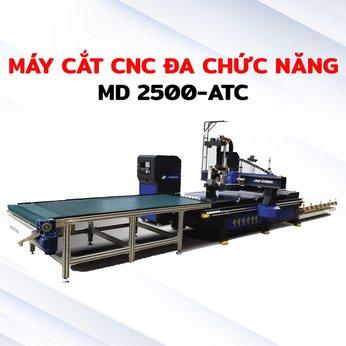 Máy cắt CNC đa chức năng 2500 - ATC