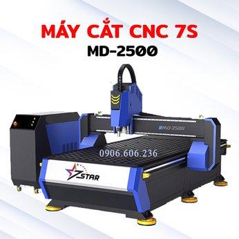 Máy cắt CNC 7S - CNC2500