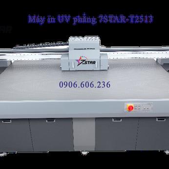 Máy in UV phẳng 7S-UV2513
