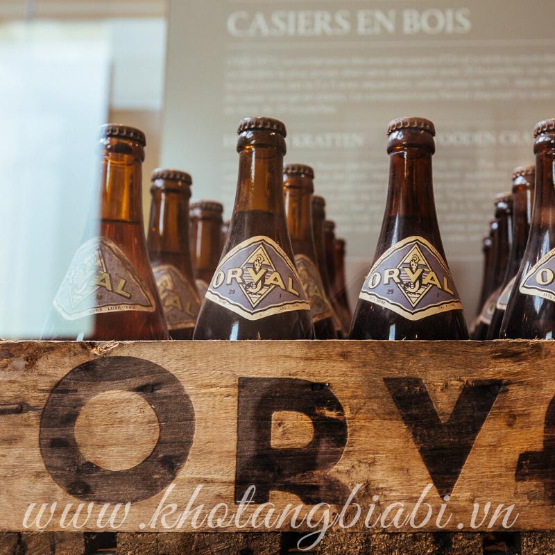 Bia Thầy Tu Trappist Orval - Dòng bia hiếm luôn được thế giới săn lùng...