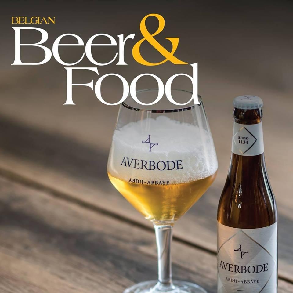 Bia tu viện Averbode - Huy chương vàng Bia thủ công 2014 của thế giới