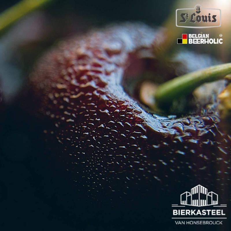 Kho bia Bỉ số 1 Việt Nam>>Bia trái cây St Louis Premium Kriek 3,2% Abv